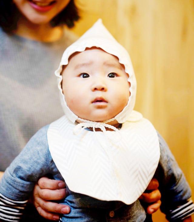 ぼうし-モデル4ヶ月