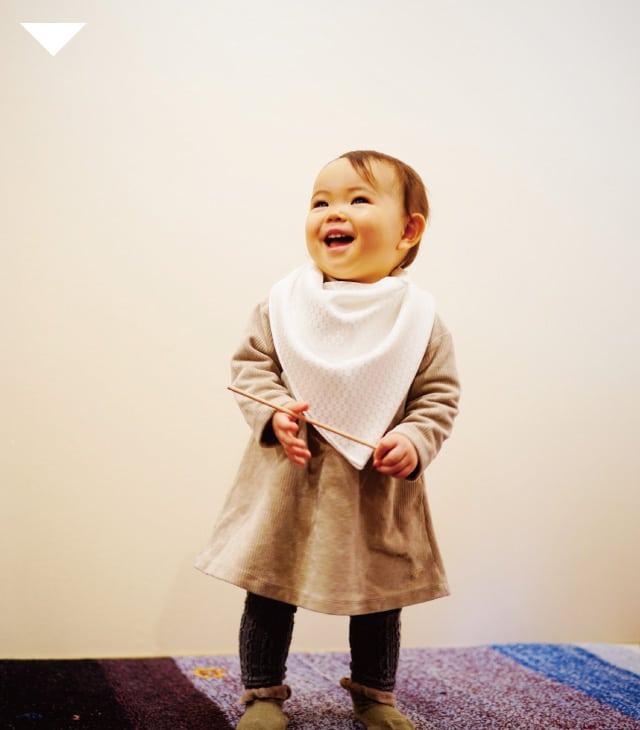 すかーふ-モデル1歳